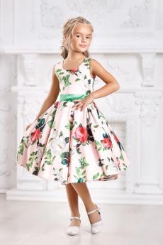 cbd5a18dd90 Детские праздничные платья для девочек в интернет-магазине Kindressa