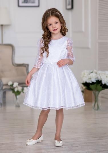 52188e1d3e2 Платье для девочки Шарлота купить за 3200 рублей