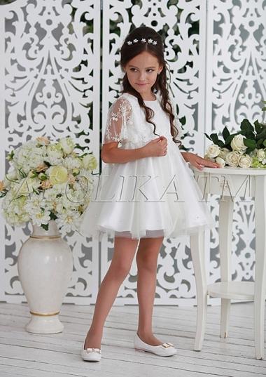 Платье для девочки луиза